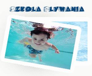 Szkoła pływania na basenie Aqua Centrum Chełmiec